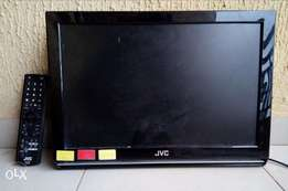 Original 22 Inches JVC LED Flat Screen TV For Sale