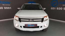 2012 Ford Ranger 2.2XLS 4x4 Double Cab