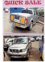 Quick Sale on Nissan Navara- In very good condition