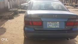 Niz carz, very clean neat and maintained Nigerian used Mazda 626