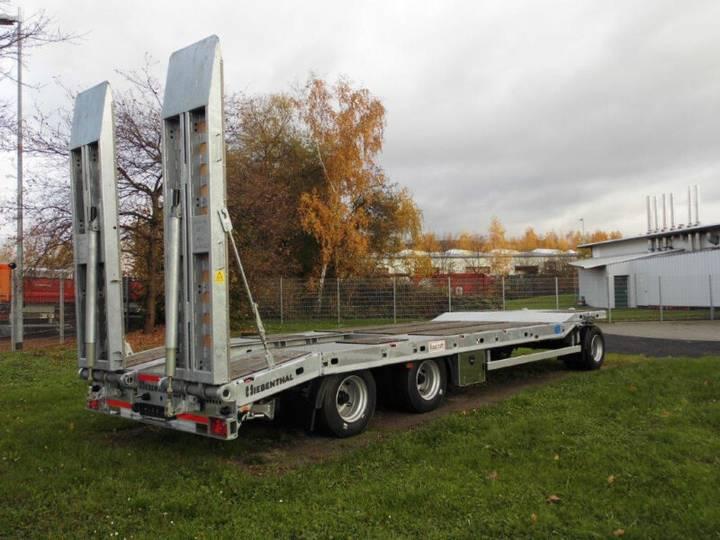 Hiebenthal TAH 30 BauCraft, 3-Achs Tieflader
