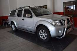 Nissan Navara 2.5 DCI LE Double Cab ( 2013 ) Excellent Condition