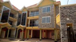 Brand new 3 bedroom corporate apartments in kiwatule at 1.3m
