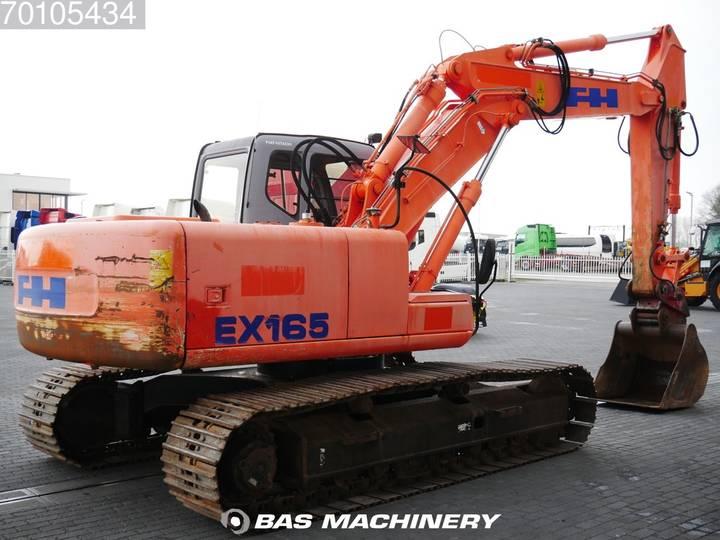Hitachi EX165 German Dealer Machine - 2002 - image 3