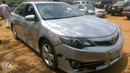 2012 Camry up for grabs