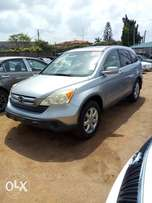 Honda CRV 2008 Model Very Clean Perfectly Condition Lagos Clear
