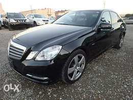 Mercedes Benz E250 CGI Blue Effiency