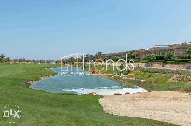 180m Fully Furnished Chalet with 100m Roof in Ein Bay (U7) Ain Sokhna