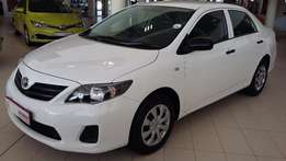Corolla Quest manual white