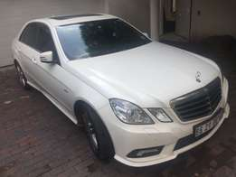 Mercedes Benz E200 AMG FOR SALE