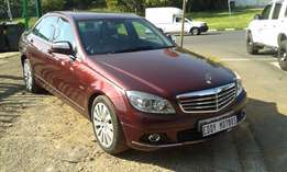 2009 model Mercedes-Benz C-200 automatic for sale