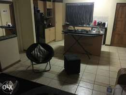 Available ensuit in a two bedroom flat