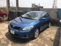 Toyota Corolla 09/10 for fast sell