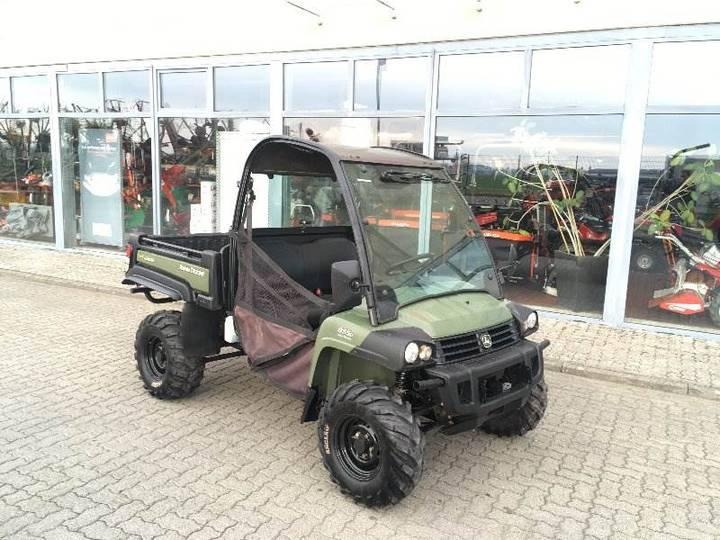 John Deere Gator Xuv 855 D - 2016