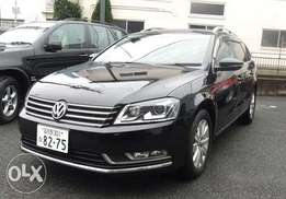 Volkswagen passat 2011 new model, black , finance terms accepted
