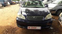 Fresh Toyota corolla LE 2008 model