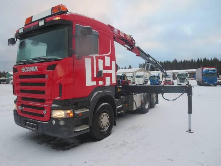Scania R 560 - 2009