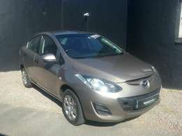 2011 Mazda 2 in good condition
