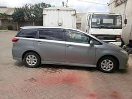 Toyota wish 2010 KCL***P quick sale