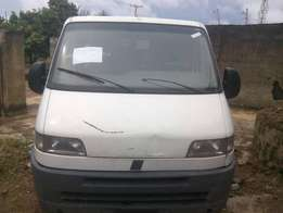 Clean Tokunbo Fiat Ducato 2005