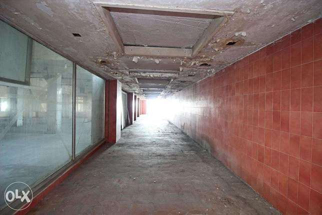 2000 SQM Warehouse For Rent in Dbayeh, WH13120