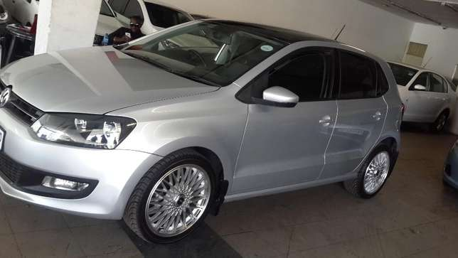 2012 VW Polo 6 Comfortline 1.6 Available for Sale Johannesburg - image 2