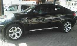 BMW X6 black colour 3.0L Diesel engine