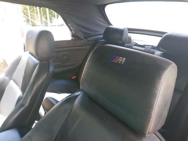 BMW e36 convertible AC snitzer edition Table View - image 7