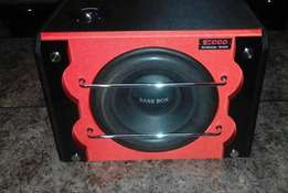 Brand new Car Subwoofer Bass box