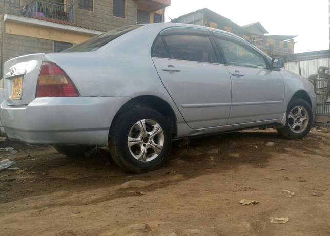 Corolla NZE on Quick sale!! Nairobi CBD - image 4