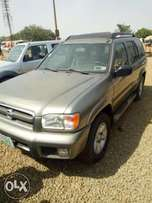 Nissan pathfinder 2002 model