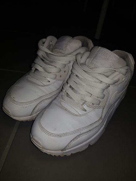 Nike Air Max 90 Białe Buty OLX.pl