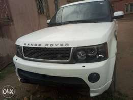 Used 2008 Upgraded to 2012 Range Rover Sport Supercharger