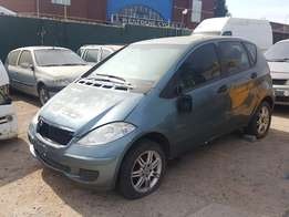 Mercedes Benz A170 Green 2007 to Strip for Spares from R1