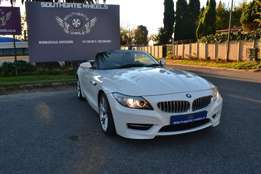 2009 Bmw z4 sdrive 23i in good condition