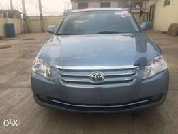 Super Clean Toyota Avalon Limited Thumbstart 2007 for just N2.8m Only