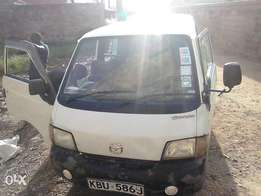 mazda bongo accident free, automatic, petrol, buy and drive