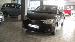 Pre owned 2014 Toyota etios 1.5xs