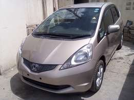 Honda fit Goldfish color