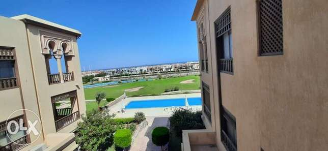 SS-1088 Amazing 2BD apartment in Golf Heights with sea view