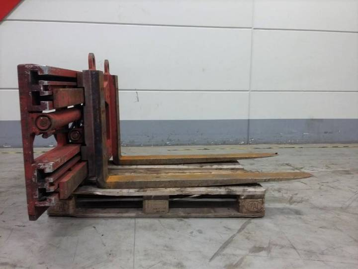 MICRON ENGINEERING B250F12FCL3 pallet fork