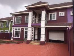 executive 5 bedrooms for sale at east legon