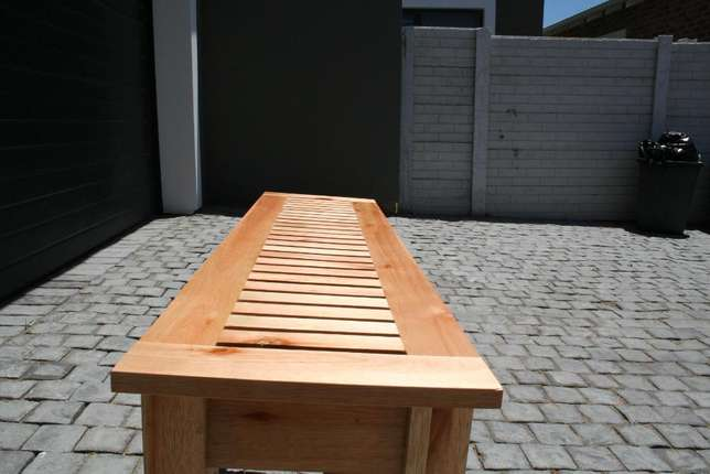 Saligna Patio Table & Benches Walmer - image 7
