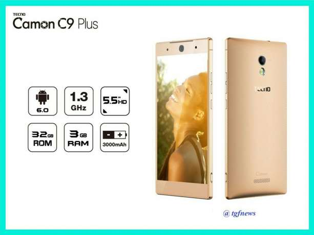 OFFER TECNO C9 PLUS,3GB RAM,32gb ROM,one month old,as clean as new Nairobi CBD - image 1