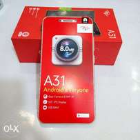 Itel A31 Android Brand New Smartphone - 8gb