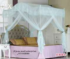 Queens Canopy mosquito nets