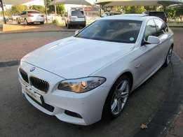 2011 BMW 530d Exclusive Automatic (F10)