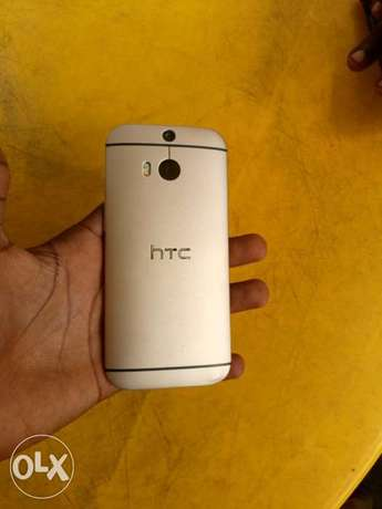 Neat HTC One M8 for sale at 45k Port Harcourt - image 2