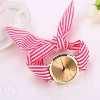 cloth watch
