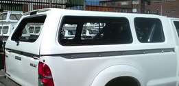 Brand new Toyota Hilux Lwb low liner Canopy